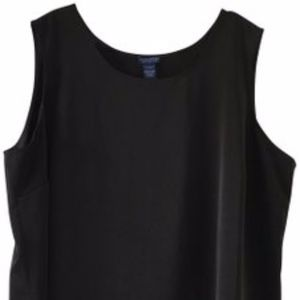 Doncaster Black Shell Top 24 W